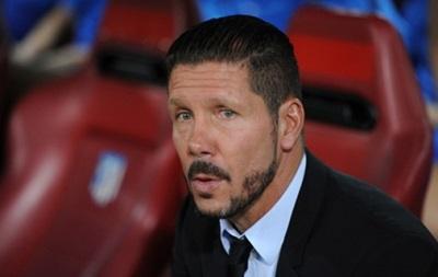 Тренер Атлетико не собирается переходить в Манчестер Сити