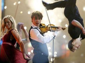 Победителя Евровидения-2009 в Норвегии встретили песнями