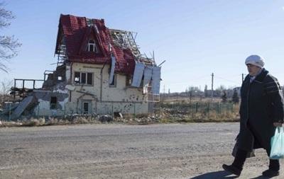 Ночной обстрел Донецка: повреждены девять домов и газопроводы