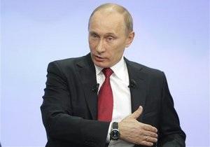 Путин рассказал, почему он  такой фартовый