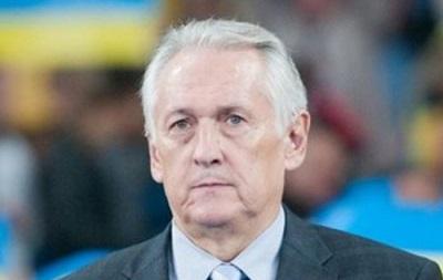 Сборная Украины в экспериментальном составе не сумела обыграть Литву