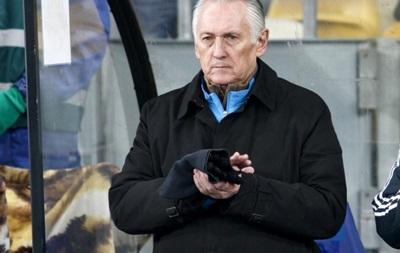 Тренер сборной Украины: После Люксембурга не все  я  игроков были с ними