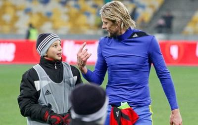 Тимощук: 2014 год был хорошим годом для сборной Украины