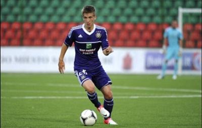 Киевское Динамо хочет приобрести полузащитника Андерлехта
