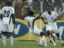Гана становится бронзовым призером Кубка африканских наций