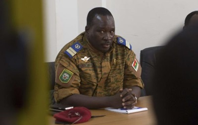 В Буркина-Фасо избрали главу переходного правительства