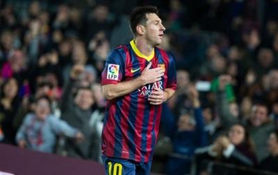Барселона намерена продать Месси через год - источник