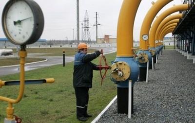 Украина обновила рекорд поставок газа из Словакии