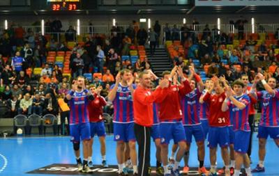 Гандбол: Запорожский Мотор добыл вторую победу в Лиге чемпионов подряд