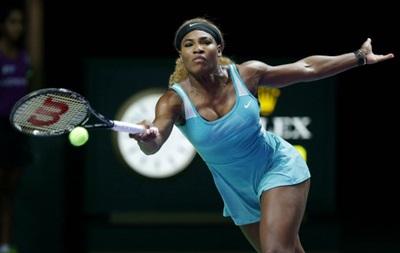 Вновь лучшая: Серена Уильямс стала теннисисткой года