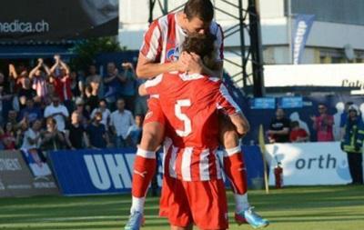 Швейцарский клуб выгнал 11 футболистов после поражения со счетом 0:10