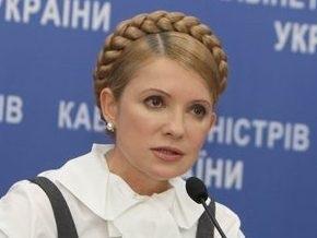 Тимошенко уверена, что Нацбанк продолжает политику разрушения гривны