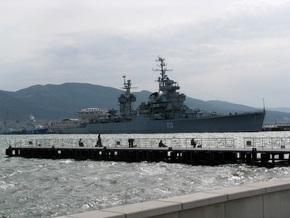 Базирование ЧФ РФ в Новороссийске возможно только после разминирования морского дна