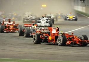 Формула-1 пока не выйдет на биржу из-за Facebook