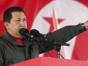 Чавес намерен править страной до 2021 года