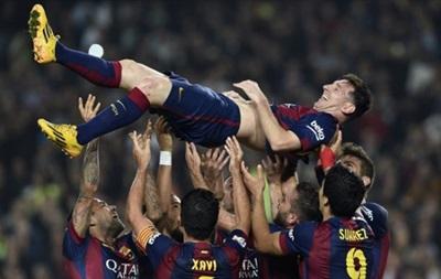 Месси побил 60-летний рекорд испанского футбола