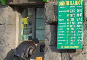 Доллар на межбанке снижается третий день кряду