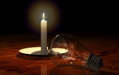 Почти вся Грузия осталась без электричества