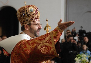 Глава УГКЦ: В Украине люди намного больше доверяют главе Церкви, чем главе государства