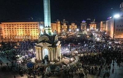 17% читателей Корреспондент.net пожалели, что ходили на Евромайдан