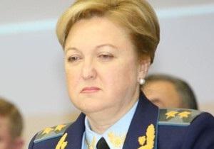 В партии Тимошенко считают увольнение Корняковой местью Януковича за ее показания в суде