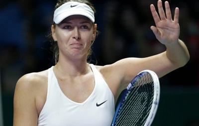 Мария Шарапова сыграла в теннис с девочкой, победившей рак