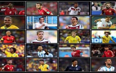 FIFA назвала 20 лучших защитников года