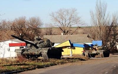 Фронтовые сводки с Юго-Востока за 26 ноября