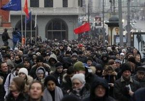 Телеканал Россия-24 начал прямые включения с митинга в Москве