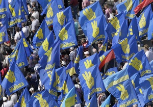 Милиция задержала члена Свободы, протестовавшего против застройки сквера в Киеве