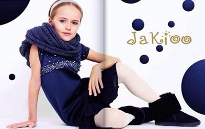 9-летняя россиянка стала топ-моделью