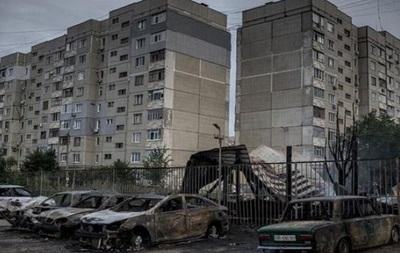 В Луганске обесточена восточная часть города