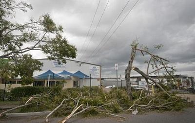 Ураган в Австралии: падал град размером с мяч для гольфа