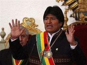 Президент Боливии обвинил лидера Колумбии в предательстве
