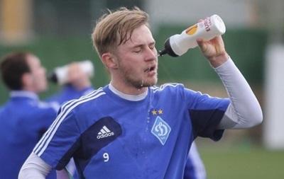 Безус недоволен своим положением в Динамо