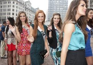 Сегодня в Сан-Паулу состоится финал Мисс Вселенная-2011