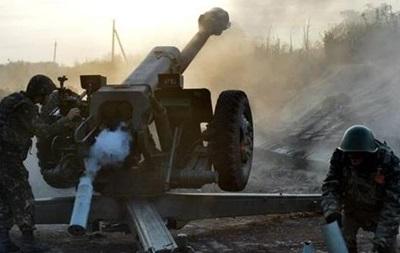 Обстрелы аэропорта Донецка и Авдеевки. Карта АТО за 29 ноября