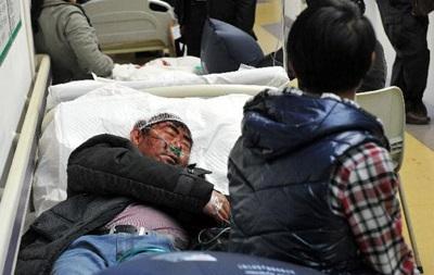 Теракт в Китае: 15 погибших из них 11 террористов