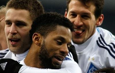 Динамо под руководством Реброва установило клубный рекорд в еврокубках