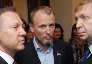 Заявки о вступлении во фракцию Партии регионовв Киевсовете подали десять депутатов