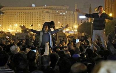 В Каире начались акции против решения суда по Мубараку
