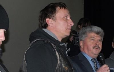 Охлобыстин приехал в Донецк и пообещал в будущем привезти других артистов