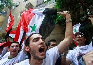 Сирийская оппозиция готова прекратить огонь во вторник