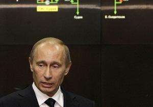 Reuters: Путин защищает долгосрочные контракты Газпрома