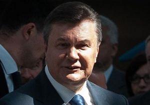 Янукович предложит кандидатуру нового премьера до конца этой недели