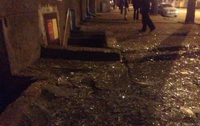 Взрыв в Харькове произошел у воинской части