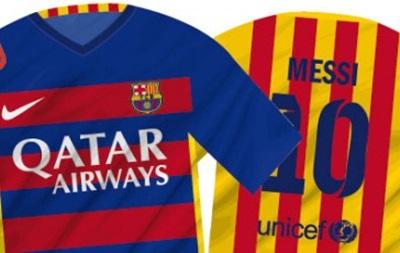 Барселона в новом сезоне кардинально изменит дизайн формы