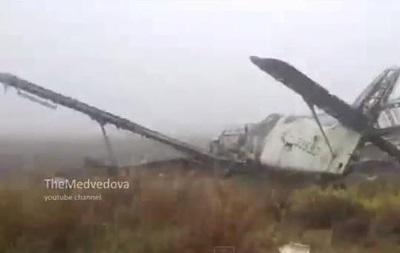 Аэропорт Луганска через два месяца после сдачи силам ЛНР