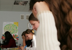 В Донецке родители учеников отстояли украинскую школу №136