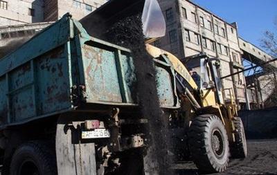 На некоторых ТЭС угля может хватить лишь на четыре дня